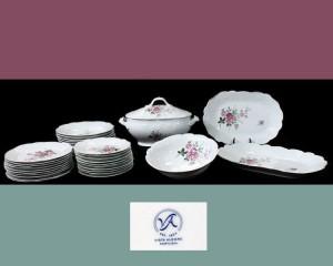 Serviços Nobres de Porcelana