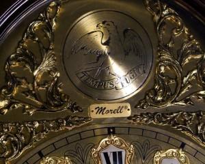 Relógio Francês de Sala, Morell