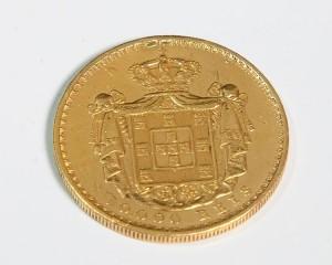 Leilão de Moedas de Ouro