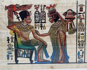 Leilão de Papiros