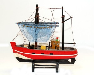 Leilão de Peças Decorativas Marítimas