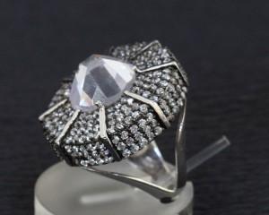 Grande Leilão de Anéis em Prata