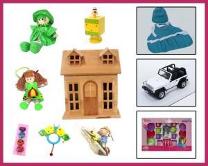 Leilão Online Especial de Brinquedos