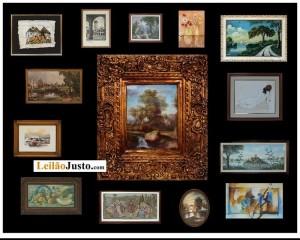 Leilão Online de Obras de Arte 2016
