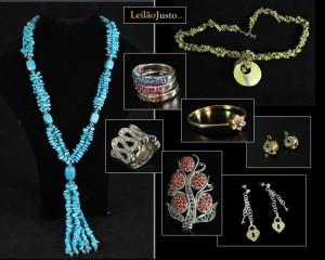 Leilão Online Especial de Ouro Prata e Bijutaria