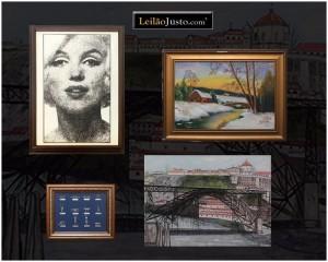 Leilão Online de Obras de Arte