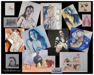 Leilão Especial Online de Obras de Arte da Artista Plástica Marta Peneda