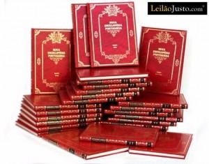 Leilão Online Nova Enciclopédia Portuguesa