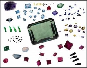 Leilão Online de Pedras Preciosas