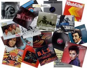 Leilão Online de Discos Antigos
