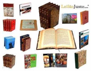 Leilão Online de Livros Antigos II