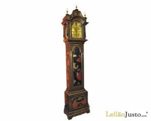 Leilão Online de Relógio de Sala Antigo da Reguladora