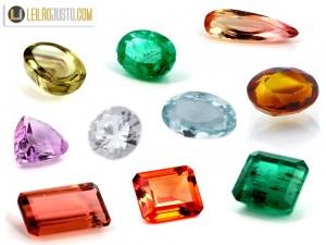 Leilão Online Especial Pedras Preciosas e Semi Preciosas