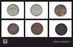 Leilão Online de Numismática Março 2019