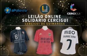 Leilão Online Solidário CERCIGUI de Guimarães
