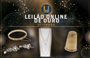 Leilão Online de Ouro - Setembro 2021