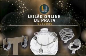 Leilão Online de PRATA -  OUTUBRO 2021