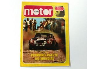 Leilão de Revistas Antigas
