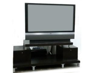 Televisão LG com móvel